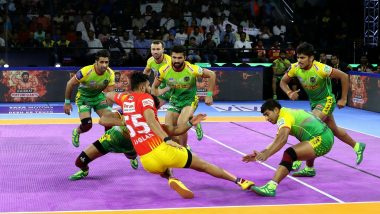 PKL 2019 Match Results: Gujarat Fortunegiants Snap 6-Match Losing Streak, Beat Patna Pirates 29-26