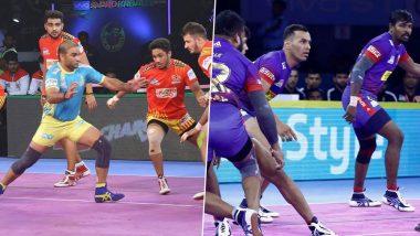 Gujarat Fortunegiants vs Dabang Delhi, PKL 2019 Match Free Live Streaming and Telecast Details: Watch GUJ vs DEL, VIVO Pro Kabaddi League Season 7 Clash Online on Hotstar and Star Sports