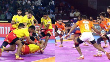 Gujarat Fortunegiants vs Puneri Paltan PKL 2019 Match 28 Free Live Streaming and Telecast Details: Watch GUJ vs PUN, VIVO Pro Kabaddi League Season 7 Clash Online on Hotstar and Star Sports