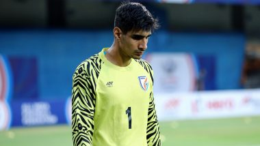 'Hope Arjuna Award Will Inspire Young Footballers',Says Gurpreet Singh Sandhu After Receiving the Honour