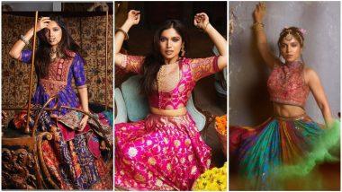 Bhumi Pednekar Makes for a Ravishing Bride in her New Bridal Photoshoot - View Pics