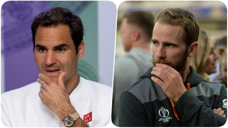 Happy Birthday Roger Federer & Kane Williamson: Check out the Striking Similarities Between the Two Stars!