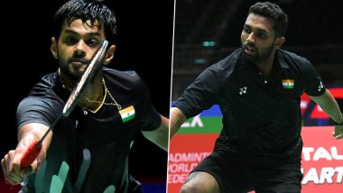 BWF World Championships 2019 Results: HS Prannoy and Sai Praneeth Advance to Third Round of the Badminton Tournament in Switzerland