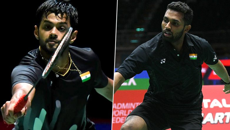 BWF World Championships 2019 Results: HS Prannoy and Sai Praneeth Advance to Third Round of the Badminton Tournament in Switzerland