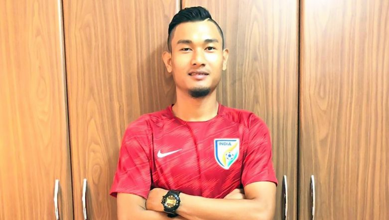 Indian Winger Halicharan Narzary Wants to Make Assam Smile Again