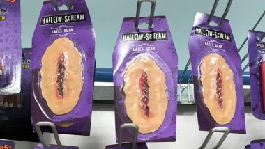 This Halloween Makeup Patch Is Making Perverts Look Twice, Scar or Vagina, You Decide