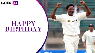 Happy Birthday Javagal Srinath: A Look at Five Fiery Bowling Spells By The Mysore Express