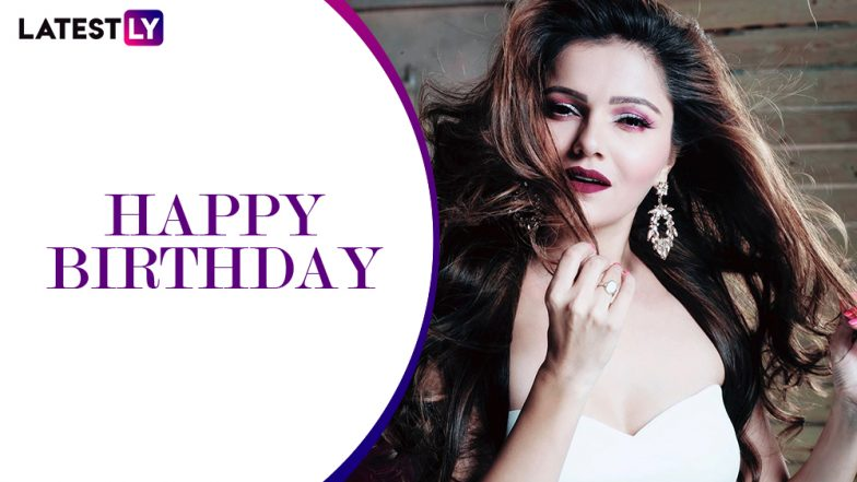 Rubina Dilaik Birthday Special: Bikinis, Sheer Dresses, Sarees, All The Times The Birthday Girl Has Looked Her Sexy Best!