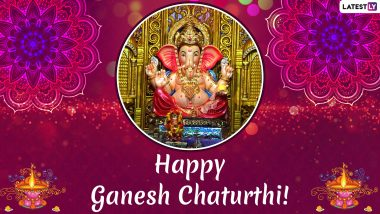 Happy Ganesh Chaturthi 2019 Images for Free Download
