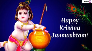 Happy Janmashtami Images Wishes