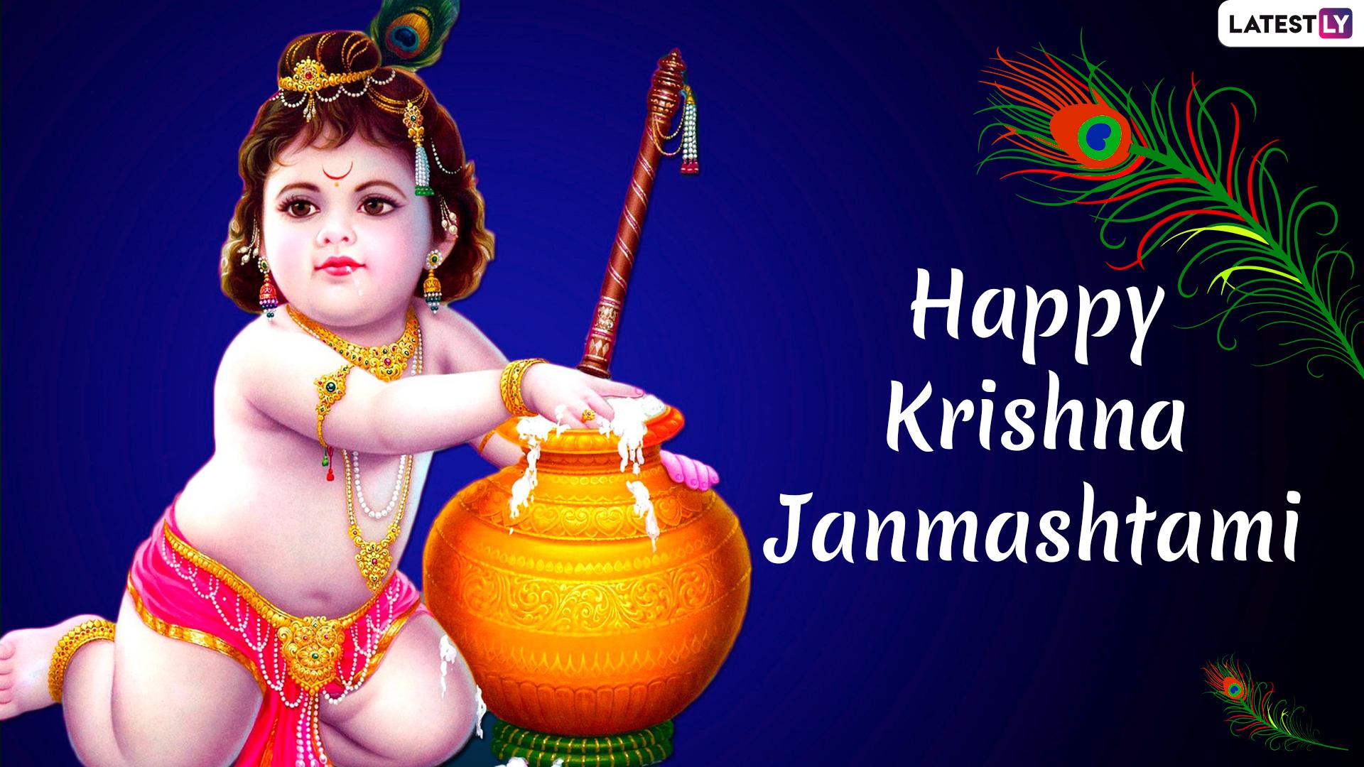 Happy Janmashtami Images Wishes