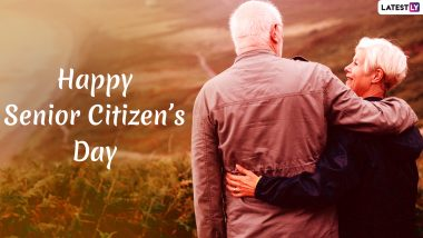World Senior Citizen's Day 2019 Wishes: WhatsApp Messages, GIF Images, SMS, Quotes and Greetings to Send on August 21