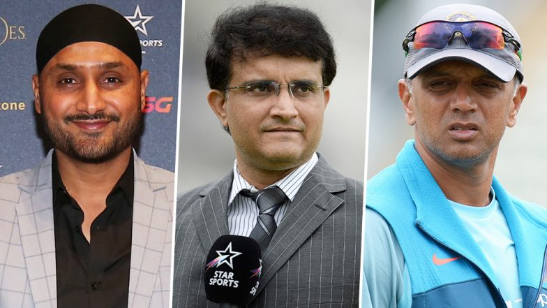 Sourav Ganguly, Harbhajan Singh Bash BCCI for Issuing Conflict of Interest Notice to Rahul Dravid, Tweet 'God Help Indian Cricket'