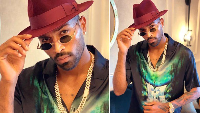 Hardik Pandya Flaunts 'Caribbean Swag' in New Photo, Gets Thumbs Up from Ranveer Singh and Sakshi Singh Dhoni!