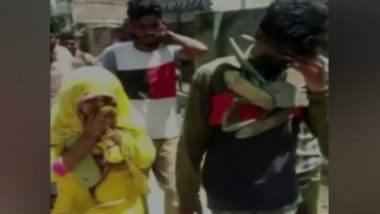 Haryana: Woman, Juvenile Garlanded with Shoes, Paraded in Daniyalpur Village Over Purported Relationship
