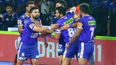 PKL 2019 Dream11 Prediction for Tamil Thalaivas vs Haryana Steelers: Tips on Best Picks for Raiders, Defenders and All-Rounders for TAM vs HAR Clash