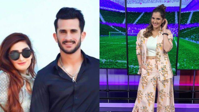 Hasan Ali-Samiya Aarzoo's Dubai Wedding: Sania Mirza Wishes Pakistani Cricketer Ahead of His Marriage With Indian Girl