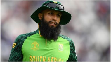 Hashim Amla All Set for BPL Debut, Likely to Represent Khulna Tigers: Report