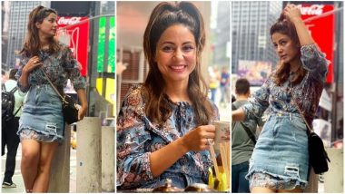 Hina Khan Is Making the Most of Her New York Trip Ahead of Independence Day 2019 Parade