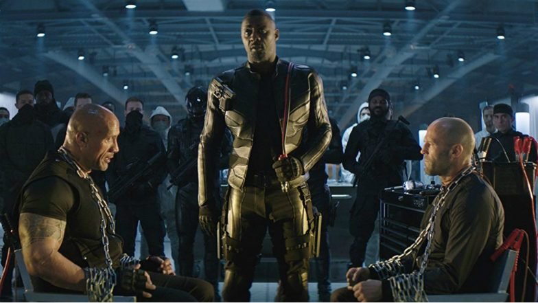 Hobbs & Shaw Full Movie in HD Leaked on TamilRockers for