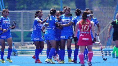 Indian Women's Hockey Team Beat Japan in Olympic Test Event After Gurjit Kaur Scores a Brace