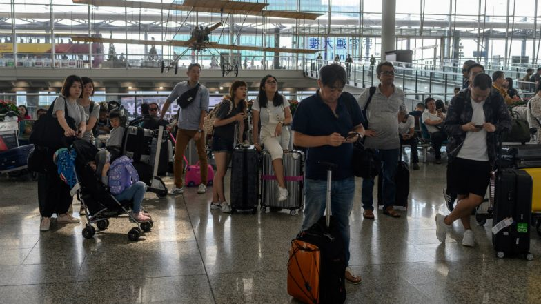 Hong Kong Airport Reopens, Hundreds of Flights Remain Cancelled After Anti-Government Protest