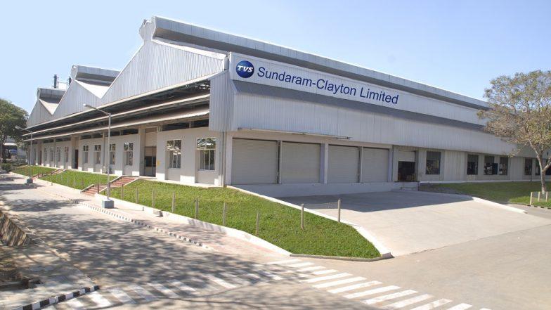 Sundaram-Clayton Ltd Padi Factory to Remain Shut for Two Days