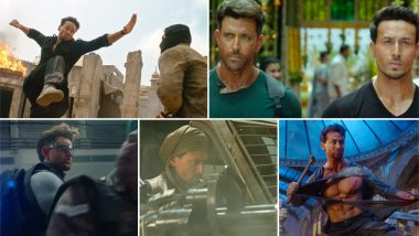 War Trailer: Hrithik Roshan and Tiger Shroff's Film Will Shatter All Records at the Box Office, Says Twitterati