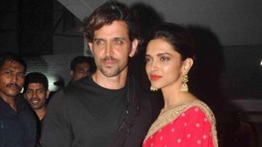 Hrithik Roshan And Deepika Padukone Finally Coming Together For Nitesh Tiwari's Ramayana?