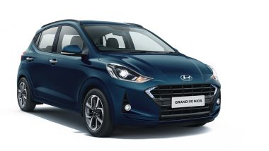 LIVE Updates: Hyundai Grand i10 Nios Launched in India From Rs 4.99 Lakh; Prices, Features, Specifications, Bookings, Variants & Colours
