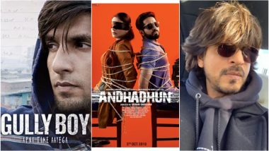 IFFM 2019 Winners List: Shah Rukh Khan Wins an Excellence in Cinema Award, Gully Boy and Andhadhun Bag Other Top Honours