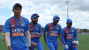 India vs West Indies 3rd T20I 2019 Match Preview, : Team India to Test Bench Strength As Series Already in Kitty