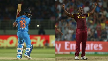 India vs West Indies Highlights 1st T20I 2019 Match: India Win by Four Wickets