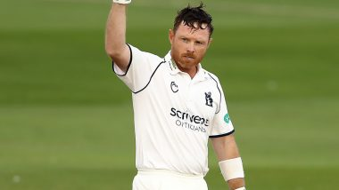 Ian Bell Ruled Out of County Championship 2019 Due to Tendon Issues