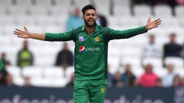 After Hasan Ali, Pakistan All-Rounder Imad Wasim to Tie Knot With Sania Ashfaq of London