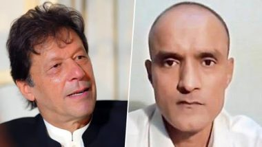 Kulbhushan Jadhav Case: Pakistan Rejects India's Request for 'Unimpeded Consular Access' Post Article 370 Abrogation From Jammu and Kashmir