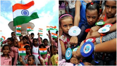 73rd Independence Day and Raksha Bandhan 2019 Call For Double Celebrations in the Country, Sweet Messages & Greetings Flood Twitter