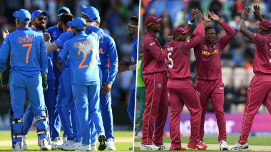 India vs West Indies 2019 1st T20I: Rohit Sharma, Sunil