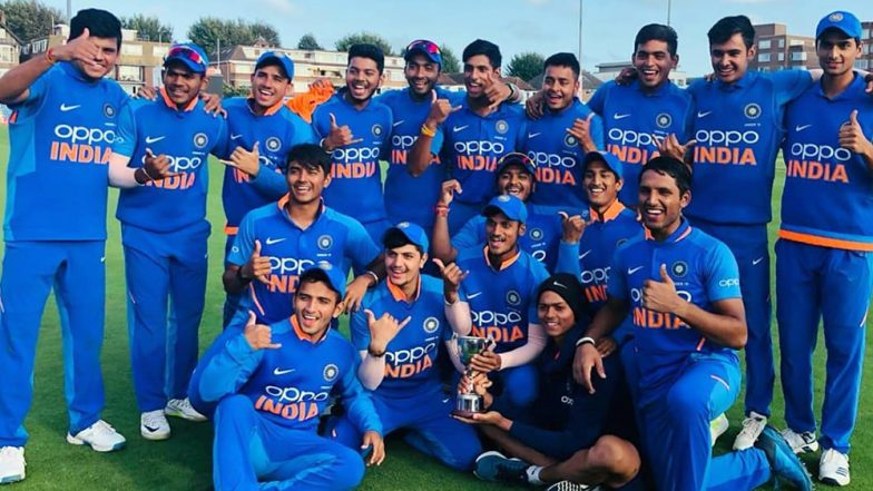 Under-19 Tri-Series: India Beat Bangladesh by 6 Wickets to Clinch Title in England
