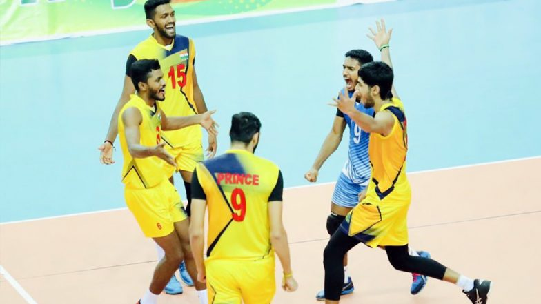 India Beat Pakistan to Reach Asian Men's U23 Volleyball Championship Final; India Also Qualify For World C'ships For First Time