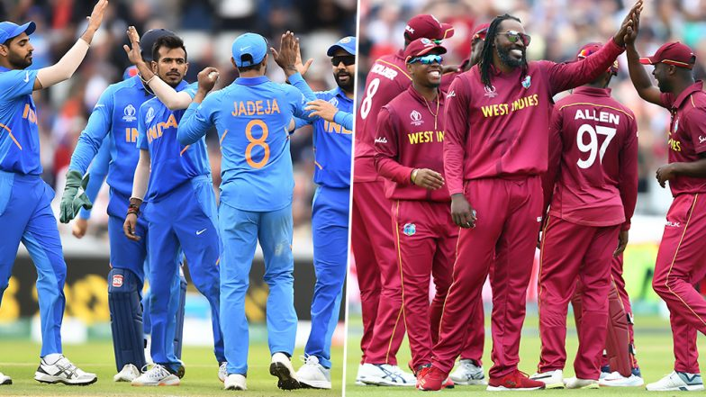 Live Cricket Streaming of India vs West Indies 3rd ODI 2019 Match on DD Sports and SonyLiv: Check Live Cricket Score, Watch Free Telecast of IND vs WI on TV and Online