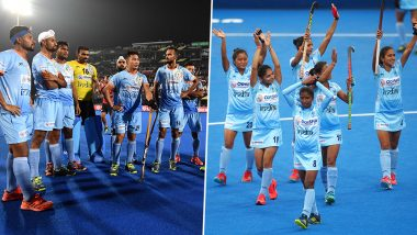 Indian Hockey Men's and Women's Teams All Set for Olympic Test Event