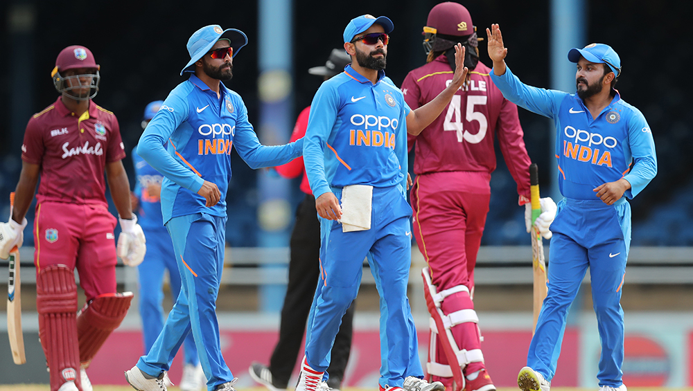 IND vs WI 2019 Series: West Indies Name ODI and T20 Squad for India Tour