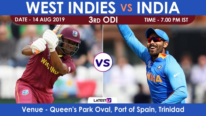 India vs West Indies 3rd ODI 2019 Match Preview: Virat Kohli & Co Look to Seal Deal in Final ODI at Port of Spain, Trinidad