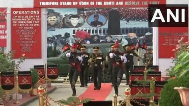 Jammu and Kashmir: Hundreds of Youth Join Indian Army's JKLI
