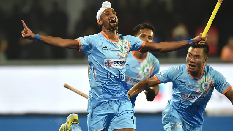 Indian Hockey Team Thrash Japan to Enter the Finals of Tokyo Olympics Test Event
