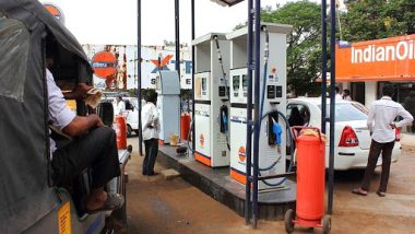 Puducherry Hikes VAT on Petrol, Diesel; Revised Fuel Prices to Come into Effect from Friday