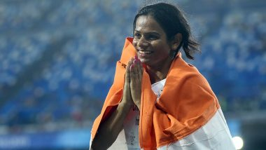 PUMA Signs Dutee Chand, Indian Sprinter Thrilled To Be in The Same League With Usain Bolt