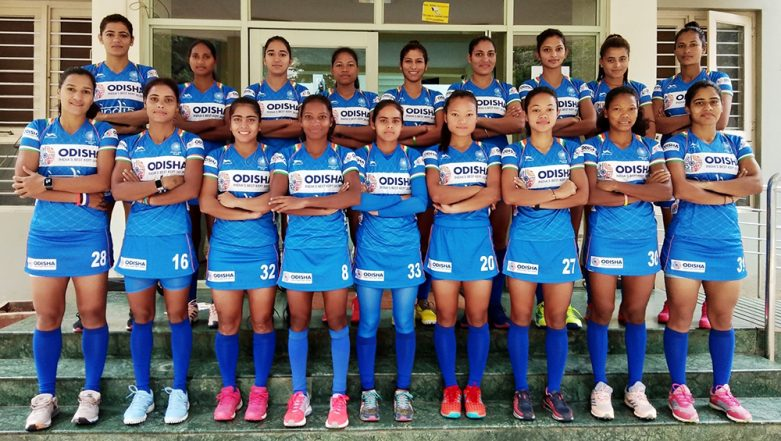 Indian Women Hockey Team to Face Japan in the Finals of Tokyo Olympic Test Event