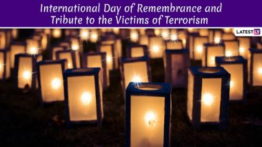 International Day of Remembrance and Tribute to the Victims of Terrorism 2019: History and Significance of This Day